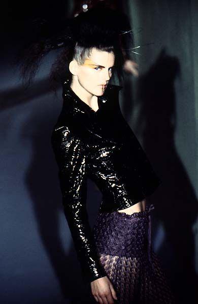 Lagerfeld Gallery: RTW Fall 1997