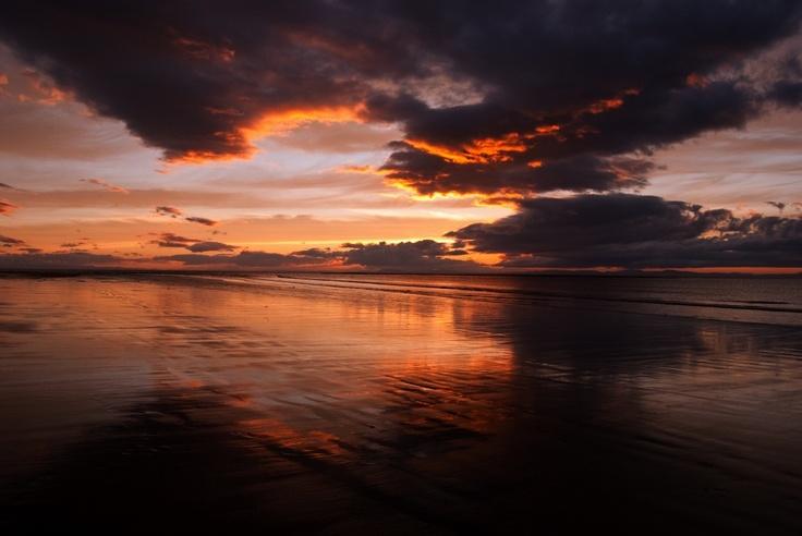 Night Descends on Covesea. Photo by Scott Marshall