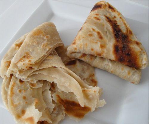 Tanzanian Chapati