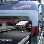 Será este el transporte urbano del fulturo? [Vídeo]