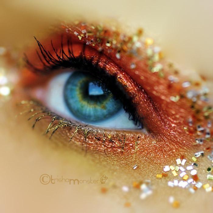 amazing makeup | Creative Amazing Eye Makeup : Fashion