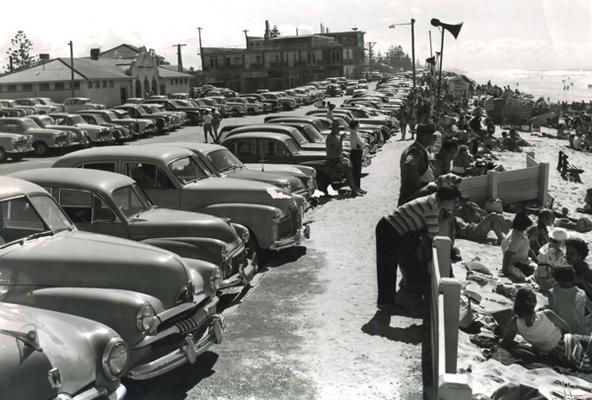 Photo Gallery - The Gold Coast turns 50 - Entertainment images | brisbanetimes.com.au Surfers paradise 1959