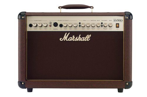 Marshall Acoustic Soloist Amplifier - The Quick Gift