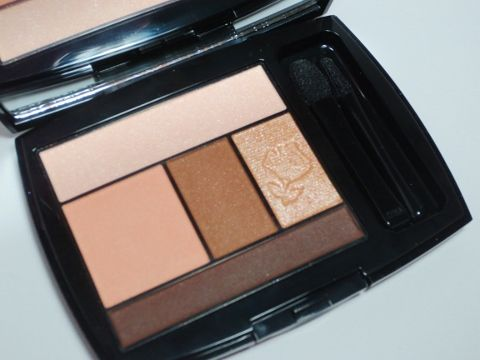 Lancome French Nude Eye Shadow Palette