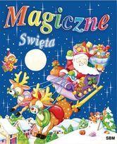 Magiczne święta-Spurgeon Maureen, Davies Gill