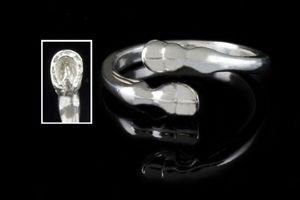 Small Horse Leg Ring - County Equestrian Jewellers