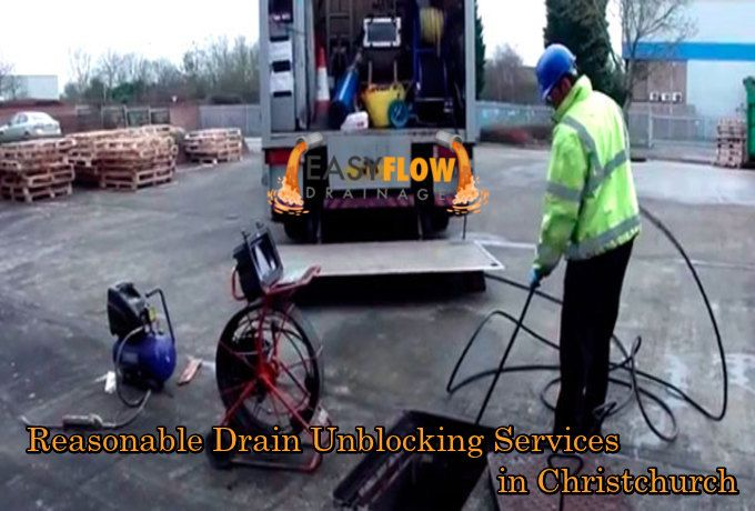 Are you searching for drain unblockers Christchurch from New Zealand? Need a company that specializes in drain unblocking in Christchurch? Easy flow drainage is the team for you! Call us today at +64800379356