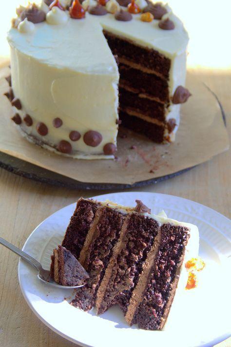 les 25 meilleures idées de la catégorie rainbow cake chocolat sur