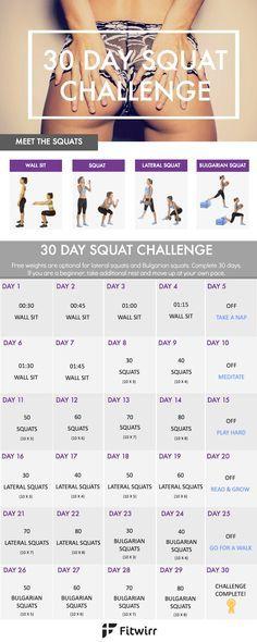 Quelques minutes de sport par jour pendant un mois pour des fesses rebondies.