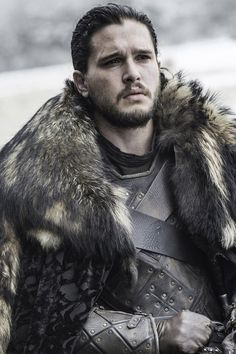 A Celebration of Jon Snow and His Sexy Man Bun on Game of Thrones