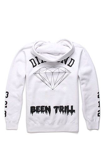 x Diamond Supply Co. Drip 2 Pullover Hoodie