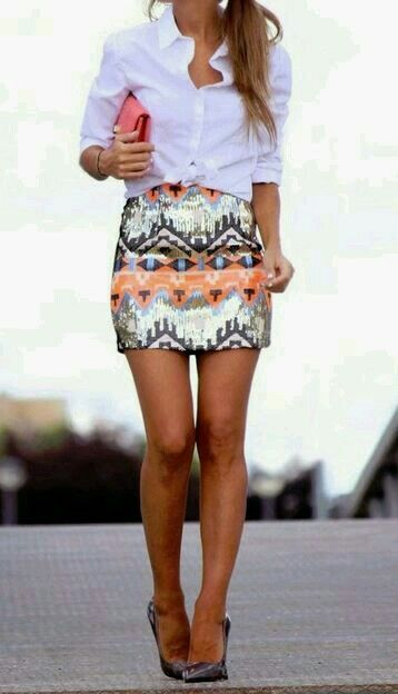 Love the skirt. Would like to see this in my next fix.