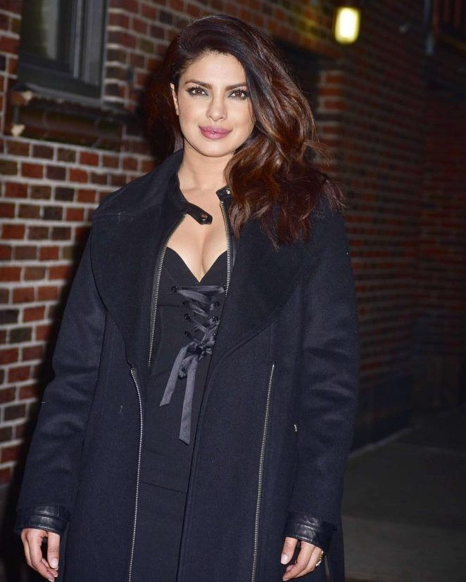 Priyanka Chopra  Appearance on The Late Show with Stephen Colbert in NYC #wwceleb #ff #instafollow #l4l #TagsForLikes #HashTags #belike #bestoftheday #celebre #celebrities #celebritiesofinstagram #followme #followback #love #instagood #photooftheday #celebritieswelove #celebrity #famous #hollywood #likes #models #picoftheday #star #style #superstar #instago #priyankachopra