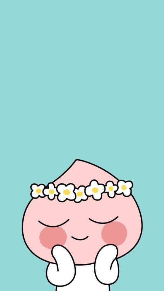 カカオトーク キャラクター壁紙! の画像|ちょっと頑張る건어물녀 日記 in seoul