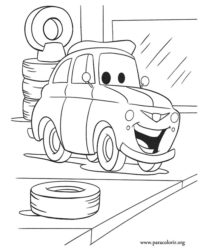 classic characters coloring pages - photo#10