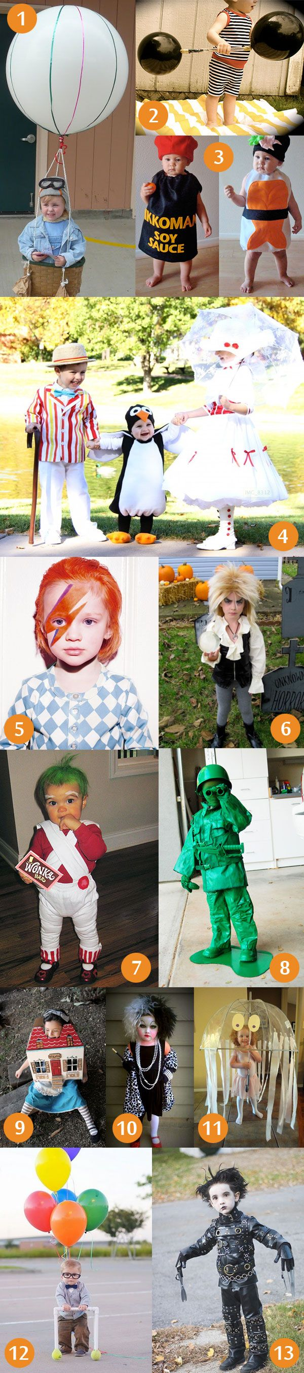 Halloween: unusual creative costumes, ideas for halloween fancy dress  #halloween #costume