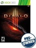 Diablo III - PRE-Owned - Xbox 360
