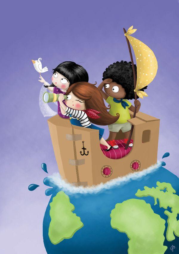 Oto jest: długo wyczekiwany Dzień Dziecka :) Wszystkim dzieciakom - tym dużym i tym małym - Blubalon życzy miliona przygód, całej masy niezwykłych odkryć i mnóstwa miłości!