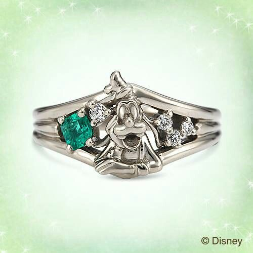 Goofy Ring Disney Jewelry Disney Rings Disney Jewelry