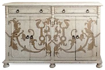 Buffets and Sideboards - eclectic - buffets and sideboards - houston - Koenig Collection