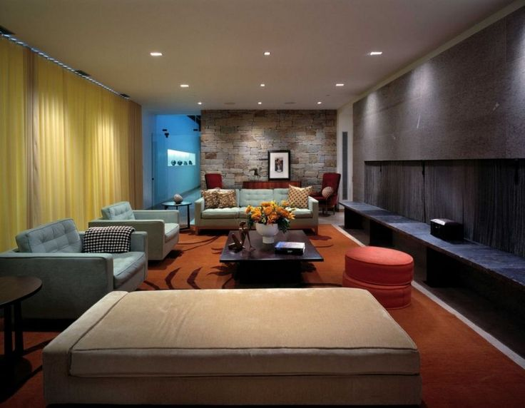 Modern Living Room Decorating Ideas Style Tends To Be Defined By White Touches