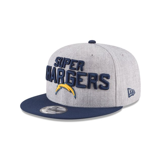 Los Angeles Chargers Nfl Draft 9fifty Snapback Sports New Era Cap Los Angeles Chargers Chargers Nfl Fitted Hats