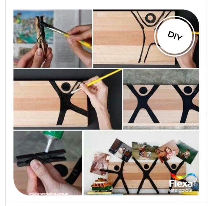 DIY - Creative for pictures or small Messages #like #flexa