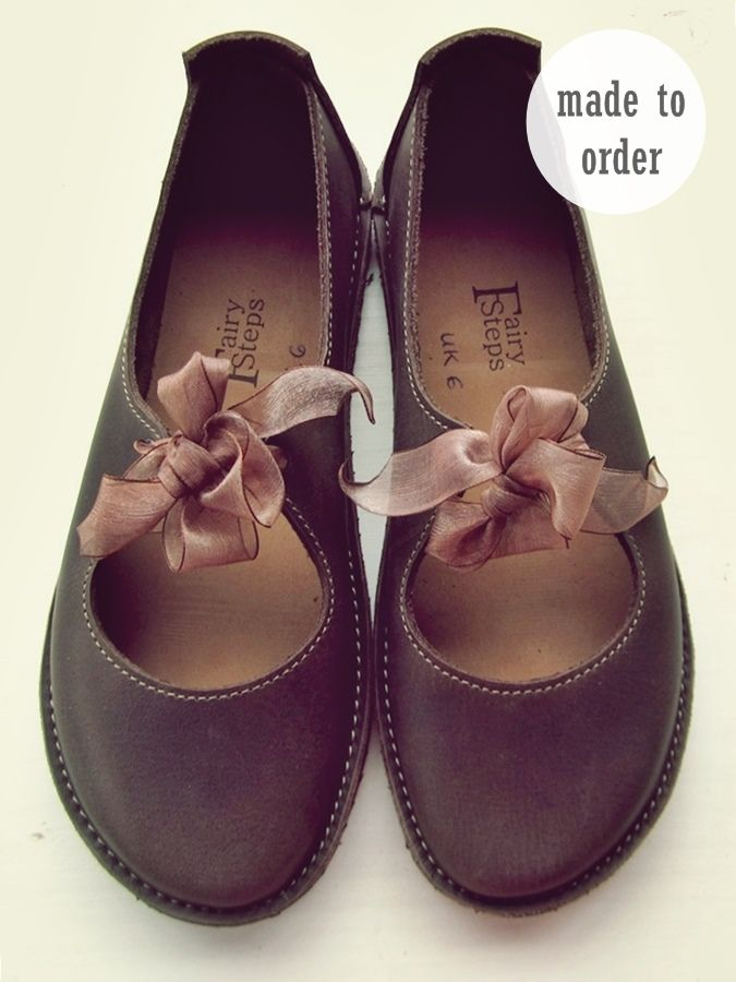 FAIRYSTEPS. Shoes & accessories — LUNA Shoes, Made to Order
