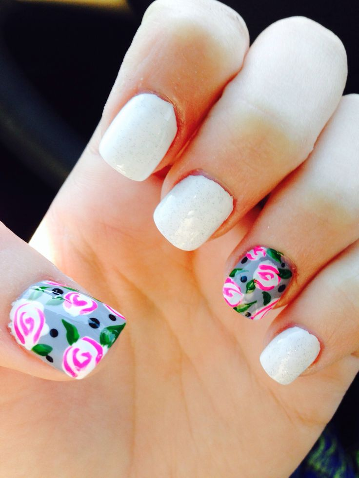 Cute Nail Designs For Spring Break 18 best Spring ...