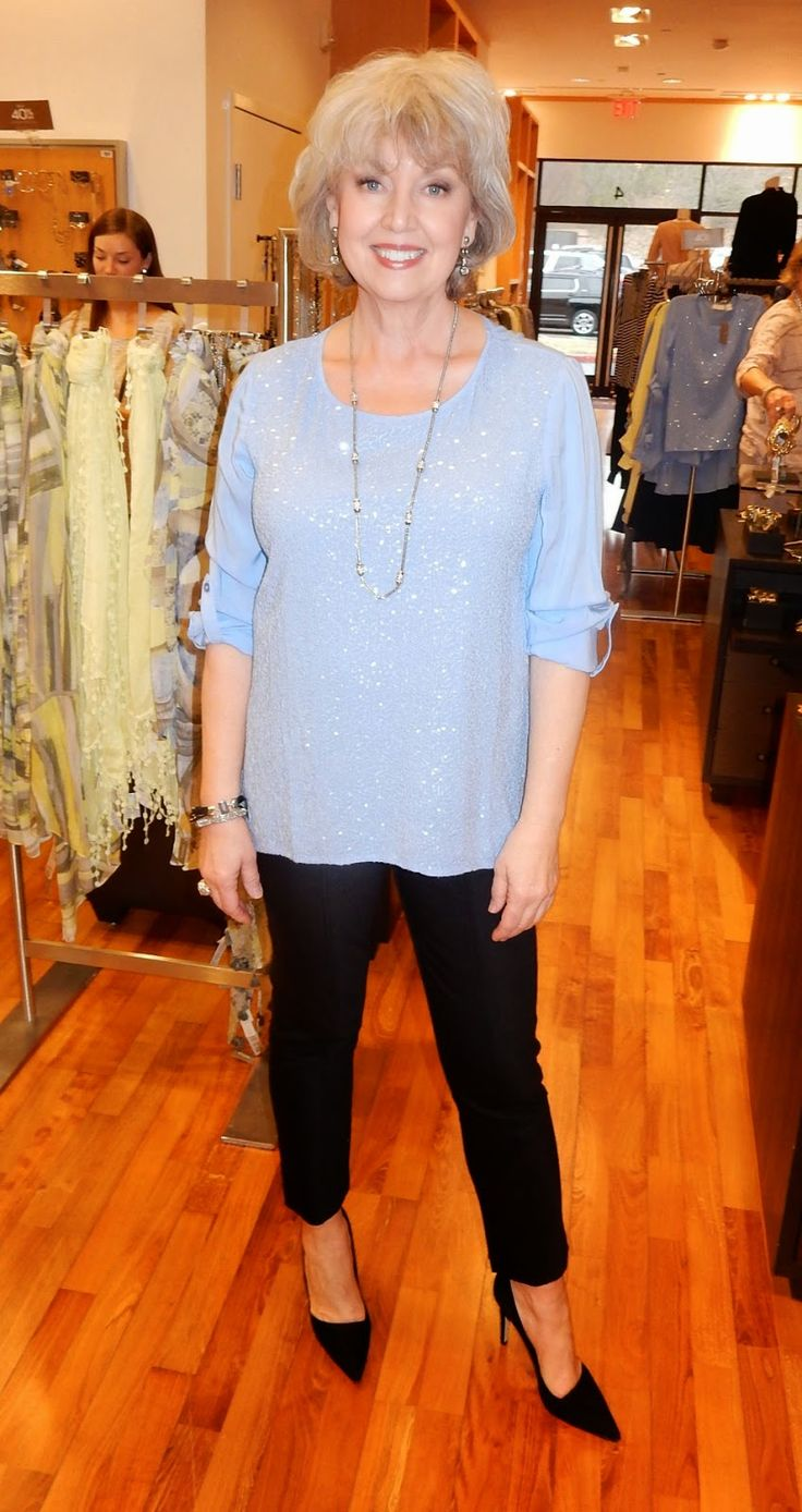 Fifty, not Frumpy: Modeling For Chico's