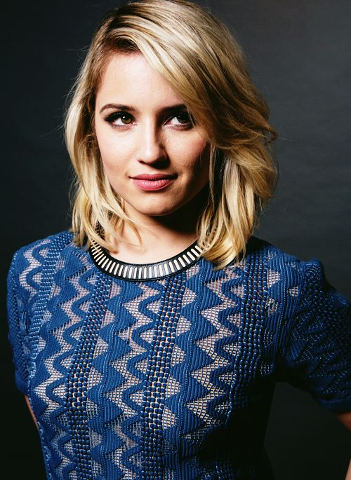 dianna agron hair hartruse - photo #25
