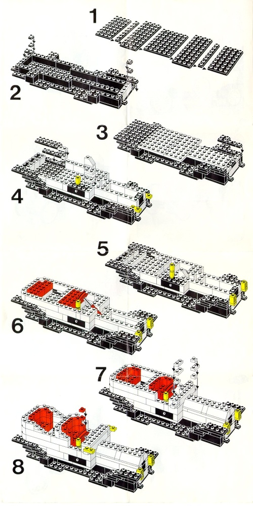 Find any LEGO instruction manual, both my adult kids need this.  I bet the boys have 10,000 legos!