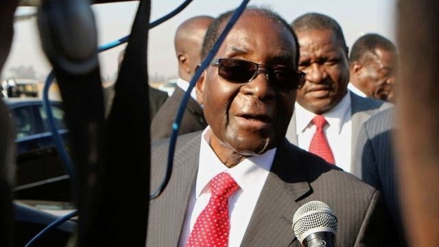 Robert Mugabe: Je suis ressuscité