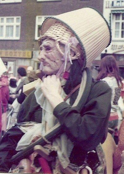 Vastenavond Krabbegat 1977