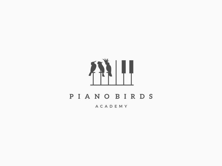 Piano Birds logo | For Sale