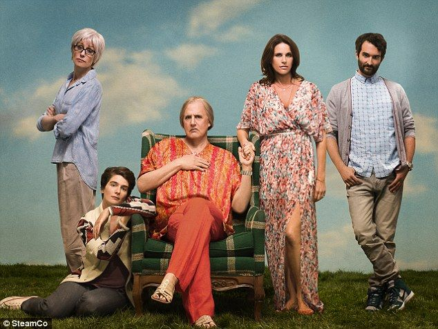 Transparent tv show - Finally a family that makes my family seem normal
