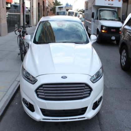 2013 ford fusion hybrid jump start
