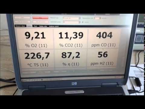 Wkład Hajduk w trakcie badań emisyjnych - YouTube