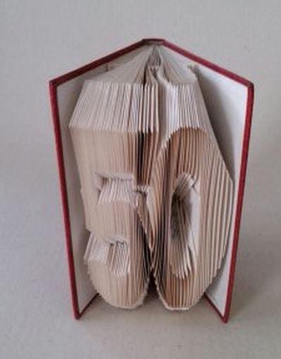 Livros dobrados