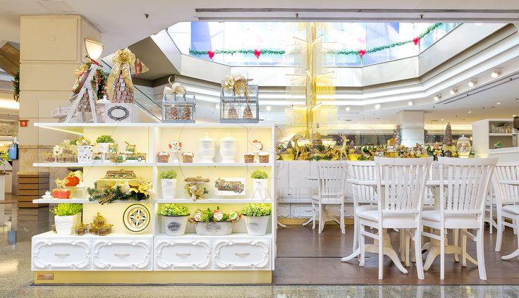 Quiosque para Shopping Alessandra Tonisi