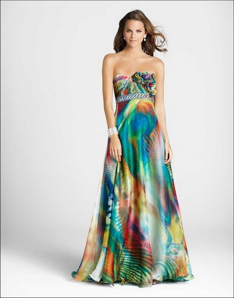 beach formal dresses