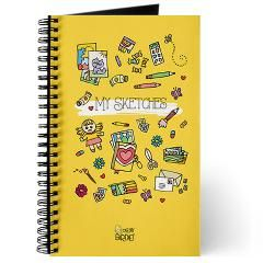 My Sketches Journal $11.99
