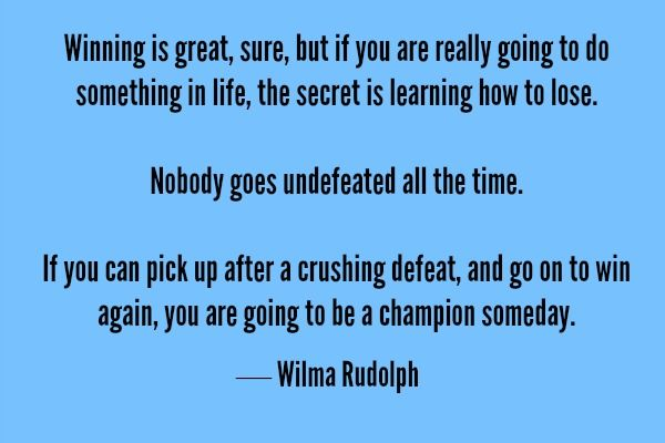Quotes about failure and picking yourself up