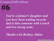 country girl problems | Country Girl Problems- Hilarious!!!