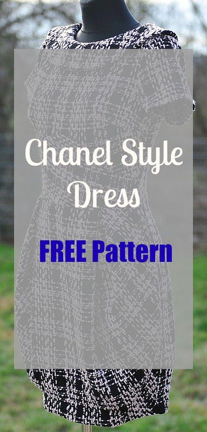 chanel little black dress