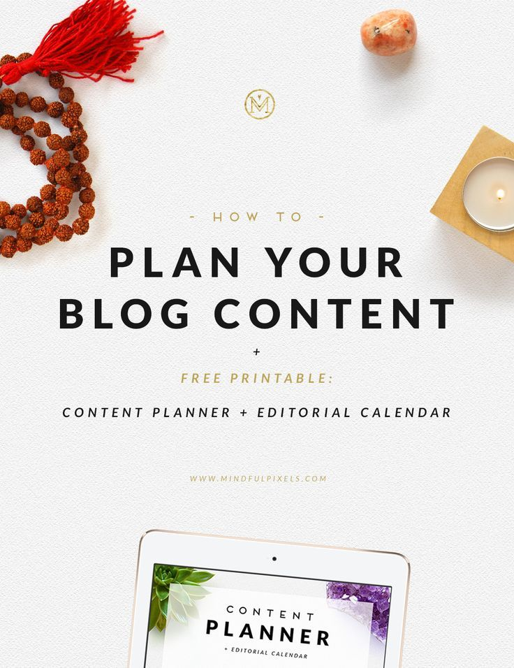 I've been struggling with my blog lately. After lots of research I found the problem and created a tool to make blogging smooth and stress-free - the Monthly Content Planner. Get your copy on mindfulpixels.com and start planning your posts, offerings, and newsletters.