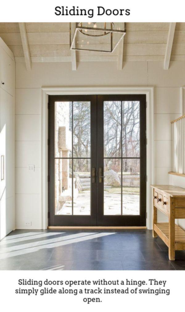 Indoor Sliding Glass Doors House Doors Interior Sliding Door