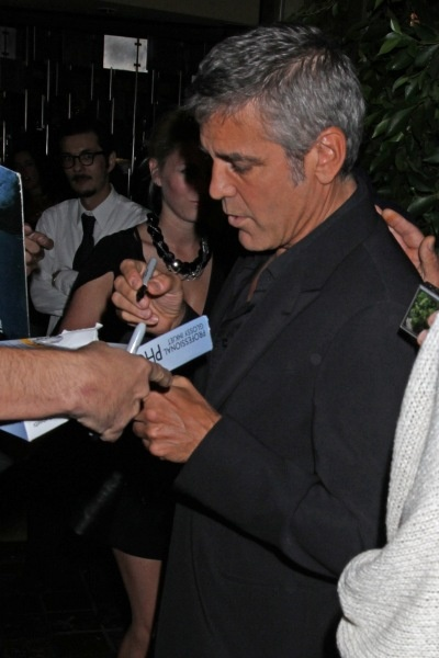 pink dating george clooney When george clooney announced this week that he and his wife, amal the gay women from the pink pistols lgbt group who believe in full.