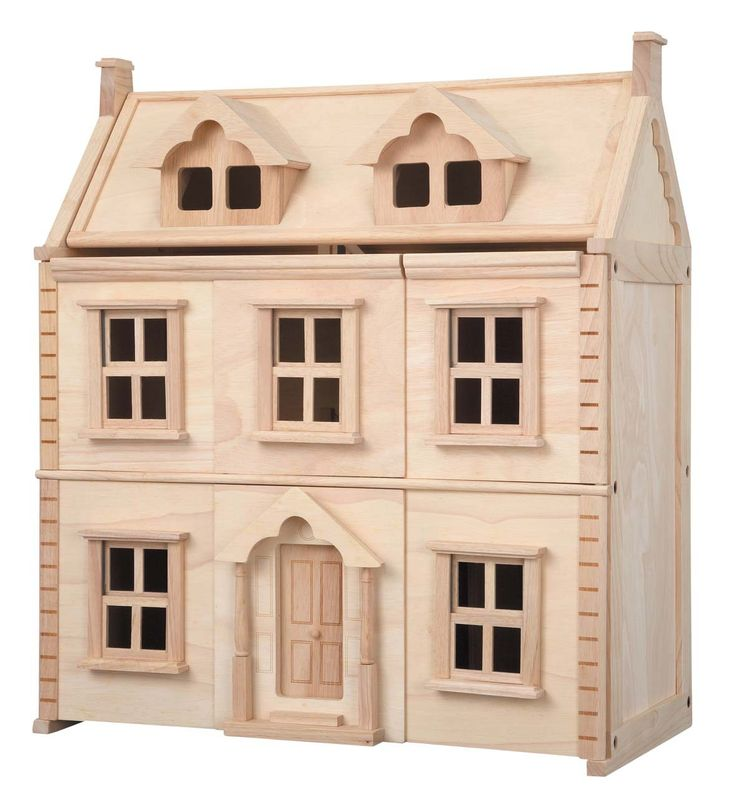 Victoriansk dukkehus fra PlanToys