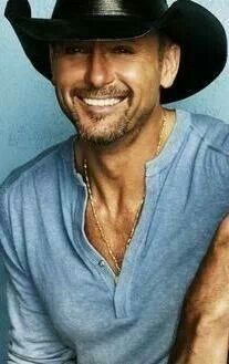 Ive been in love with Tim McGraw since I was about 6 years old!!